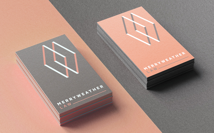 Merryweather Law Brand Design
